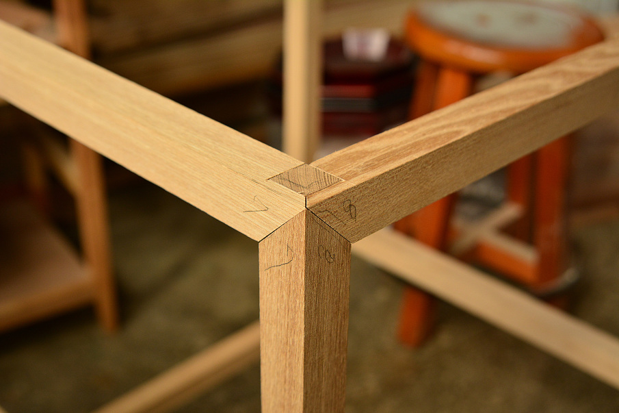 Mortise And Tenon Joint ~ Korean mortise and tenon joint smallstudiosemi