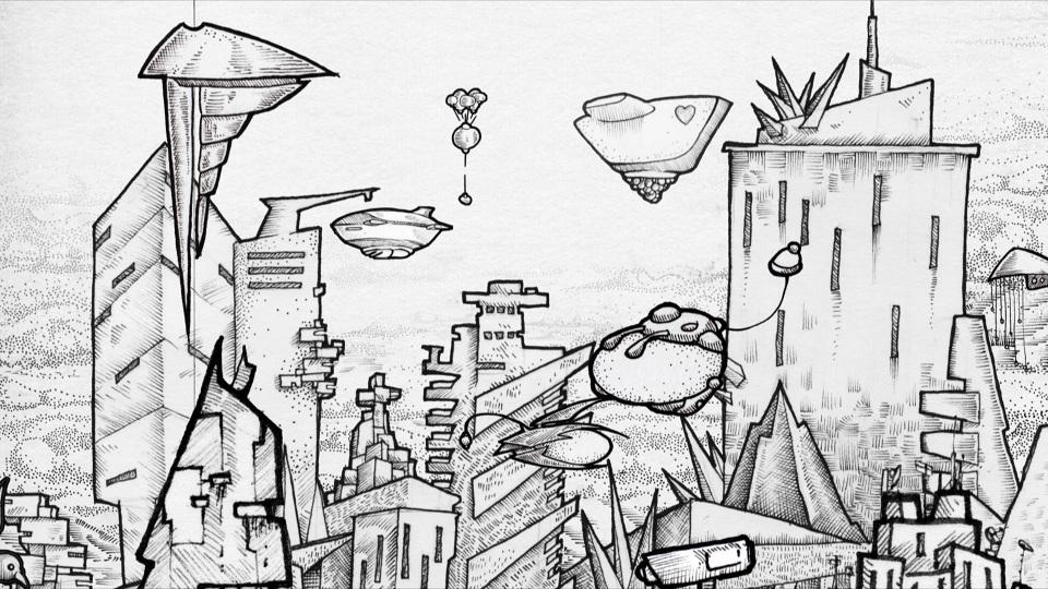 el çizim animasyon